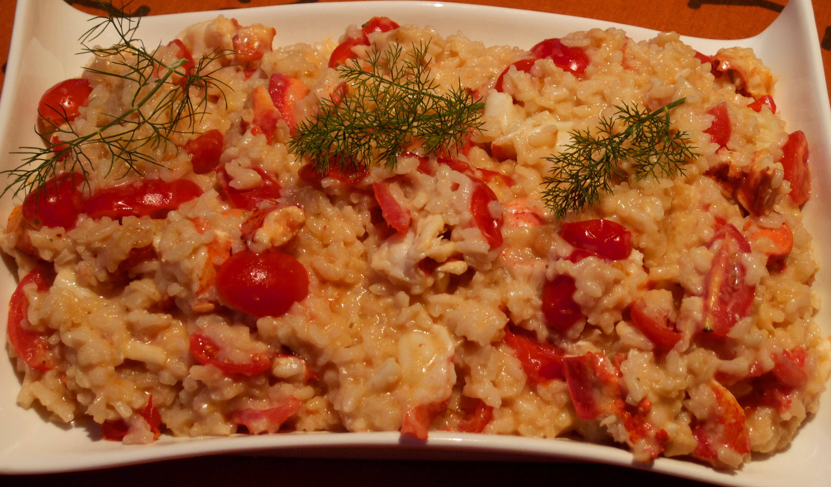 Lobster Risotto | Lulu's Musings