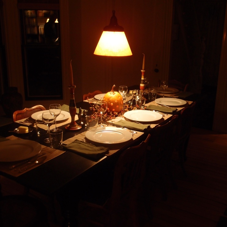 tablescape/pumpkin