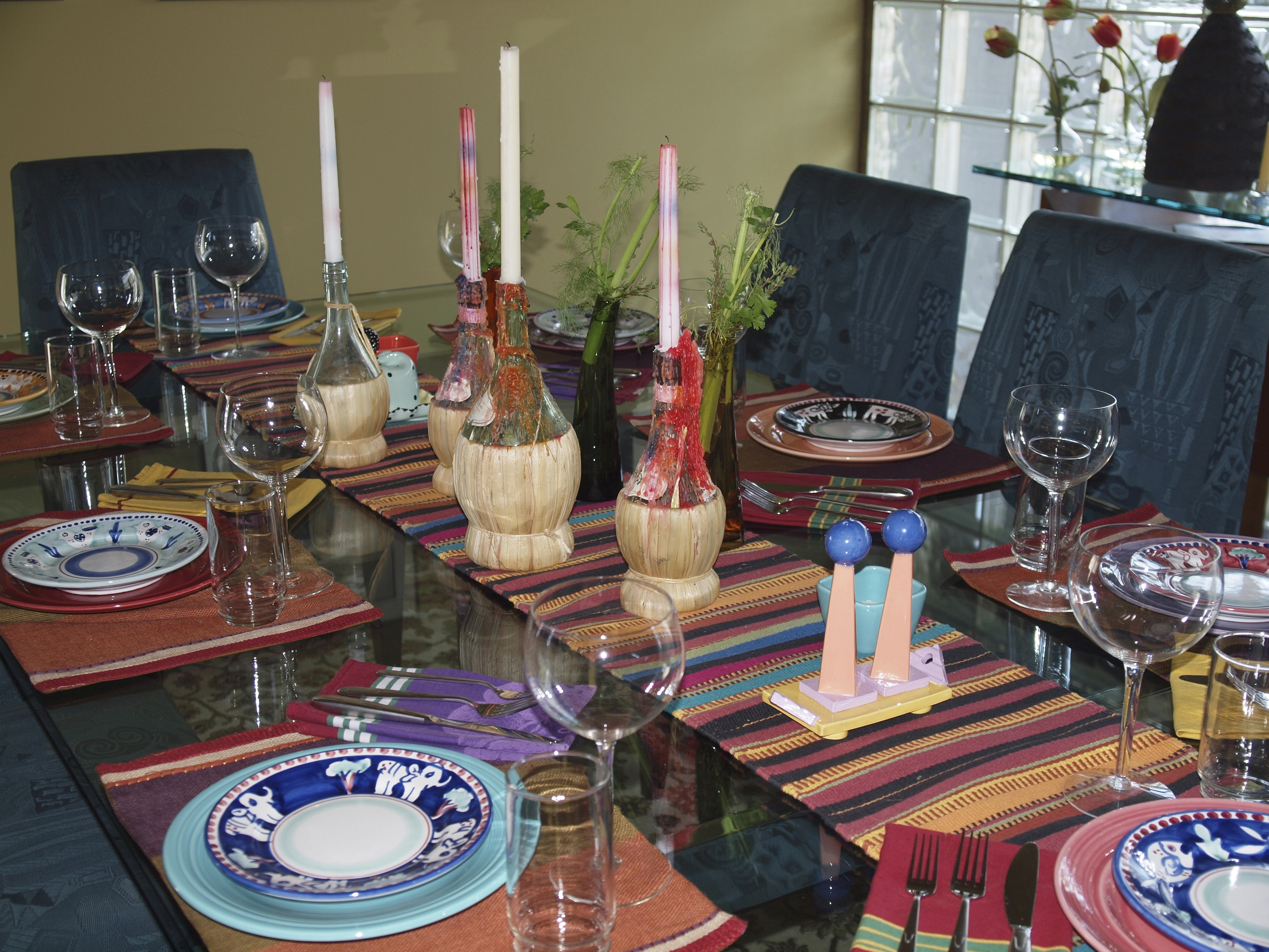 Italian Table Setting A Touch Of Italy Lulus Musings