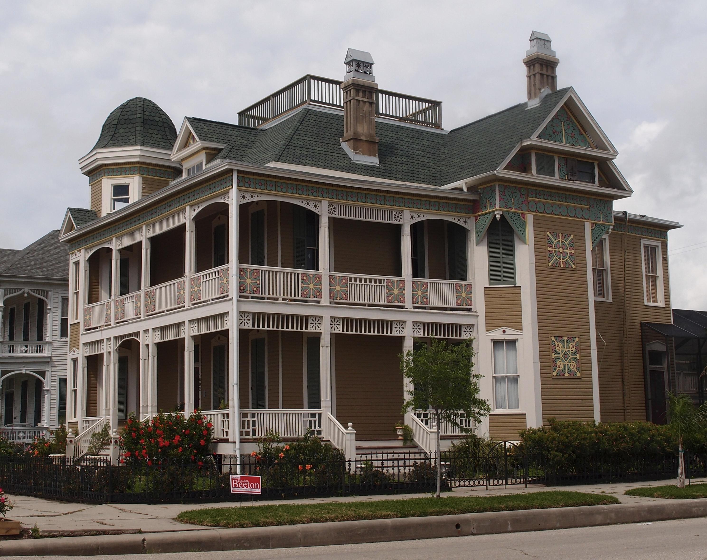Galveston revisited lulu 39 s musings for Galveston home builders