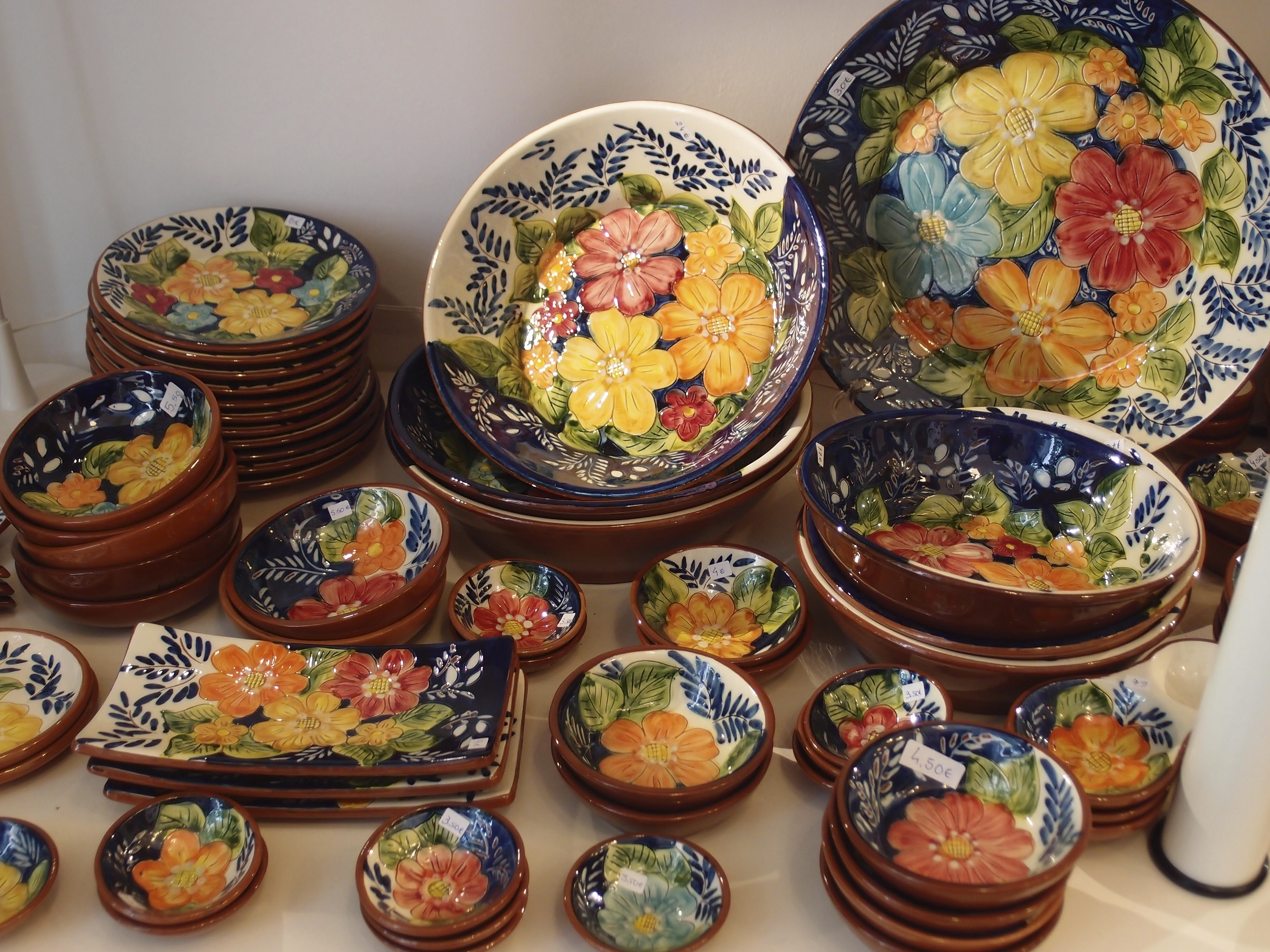 For all of us who love dishes Portugal is tableware heaven! & Let\u0027s Go! Part II | Lulu\u0027s Musings