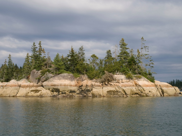 Maine island