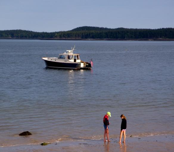 Roque Island, Maine