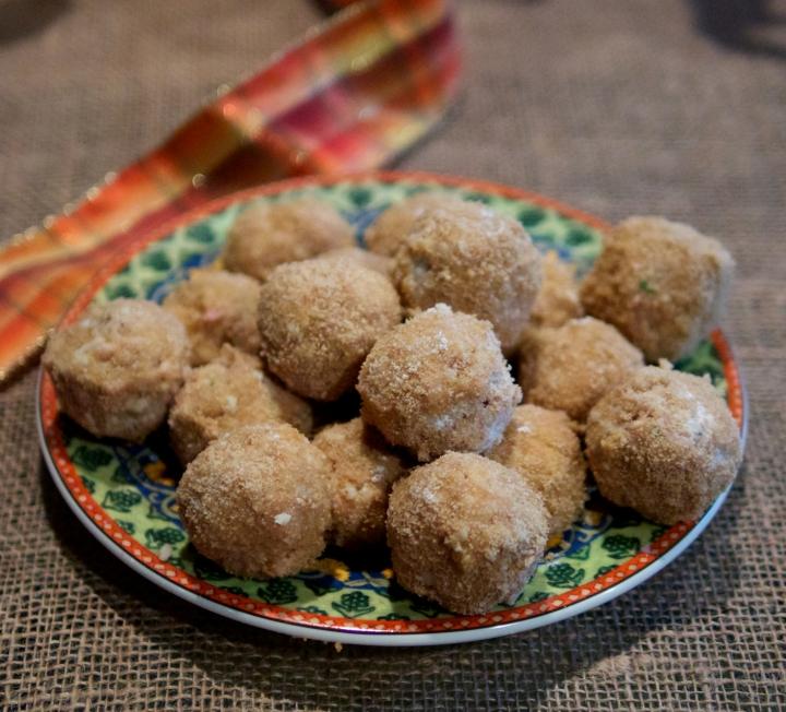 Boudin balls