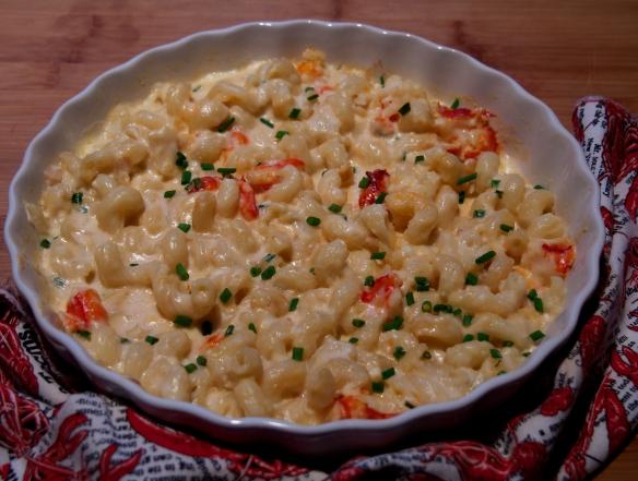 lobster mac 'n cheese