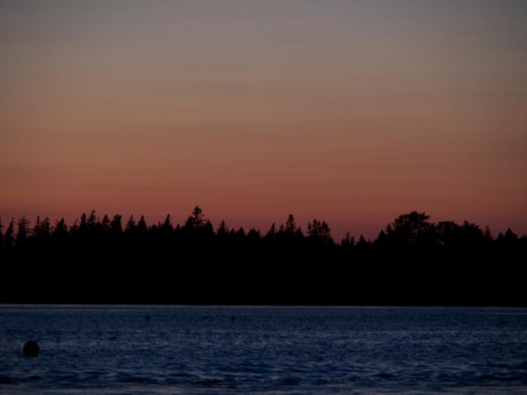 Yarmouth/sunset