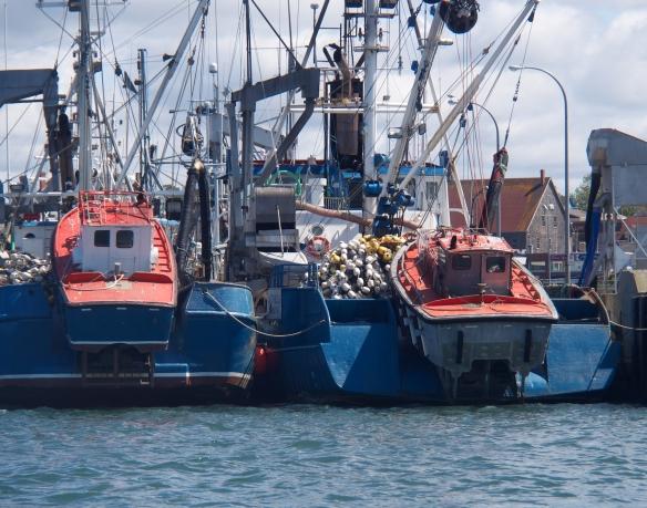 Yarmouth/fishing boat
