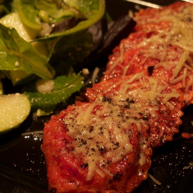 ravioli/pasta