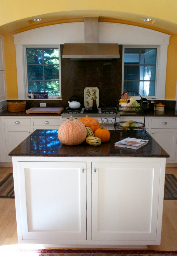 pumpkins/kitchen
