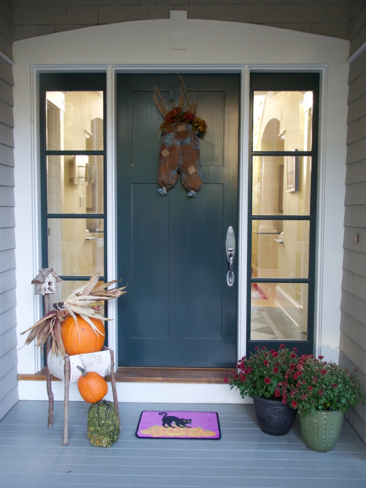 Maine house/diy/fall decor