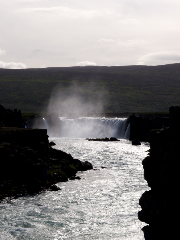 Iceland/waterfall