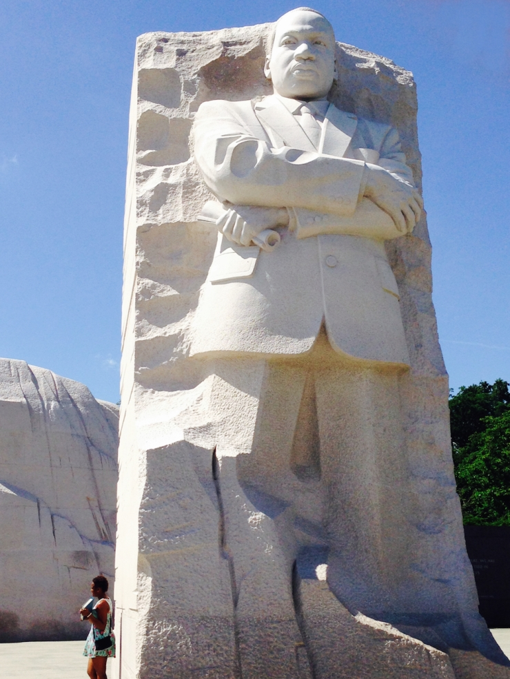 MLK Memorial-Washington, D.C.