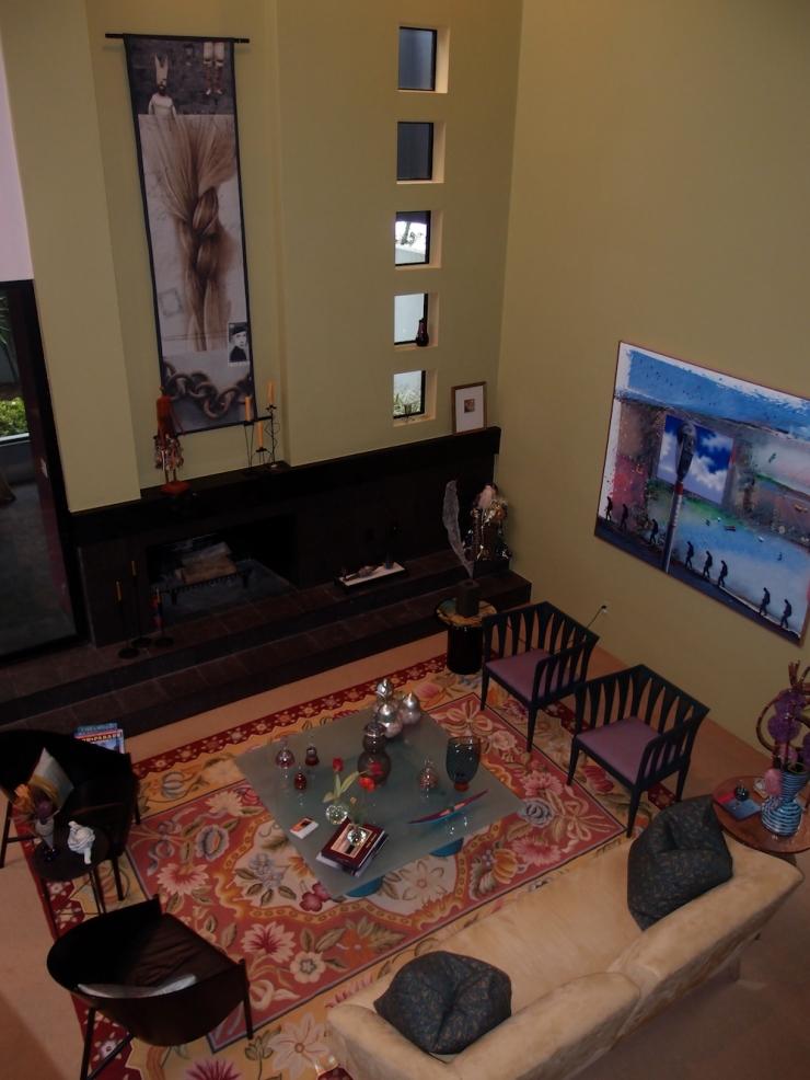 Houston living room