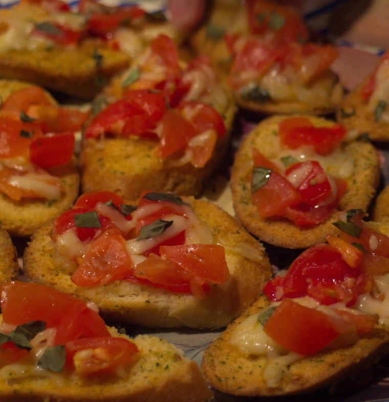 crostini/appetier