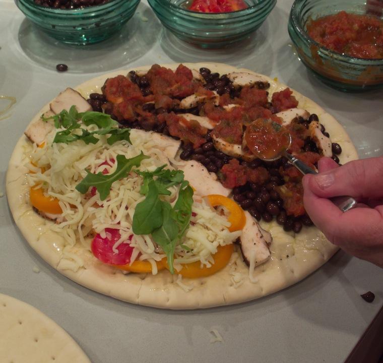 piza/food