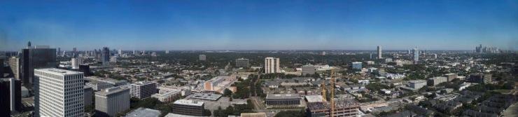 Office View Houston