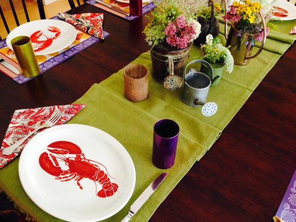 lobster table