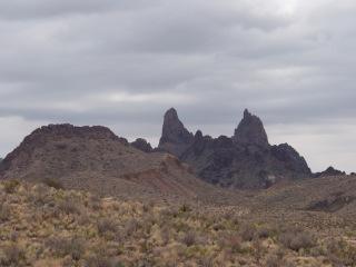 Mule Ears Peak
